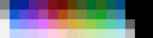 NES Colors